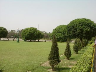 The gardens around Victoria Memorial in Kolkata constitute one of the largest open green spaces in the megapolis. Pic: Vivek Rai via Wikimedia